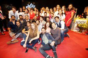 Fotos: Así son los uniformes de la telenovela 'Like', al estilo 'Rebelde'
