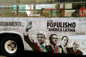 Descarta NatGeo pasar serie de populismo sobre López Obrador