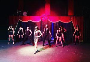 Ludo's Funny Burlesque: show en L.A. de variedades (raciales y sexuales)