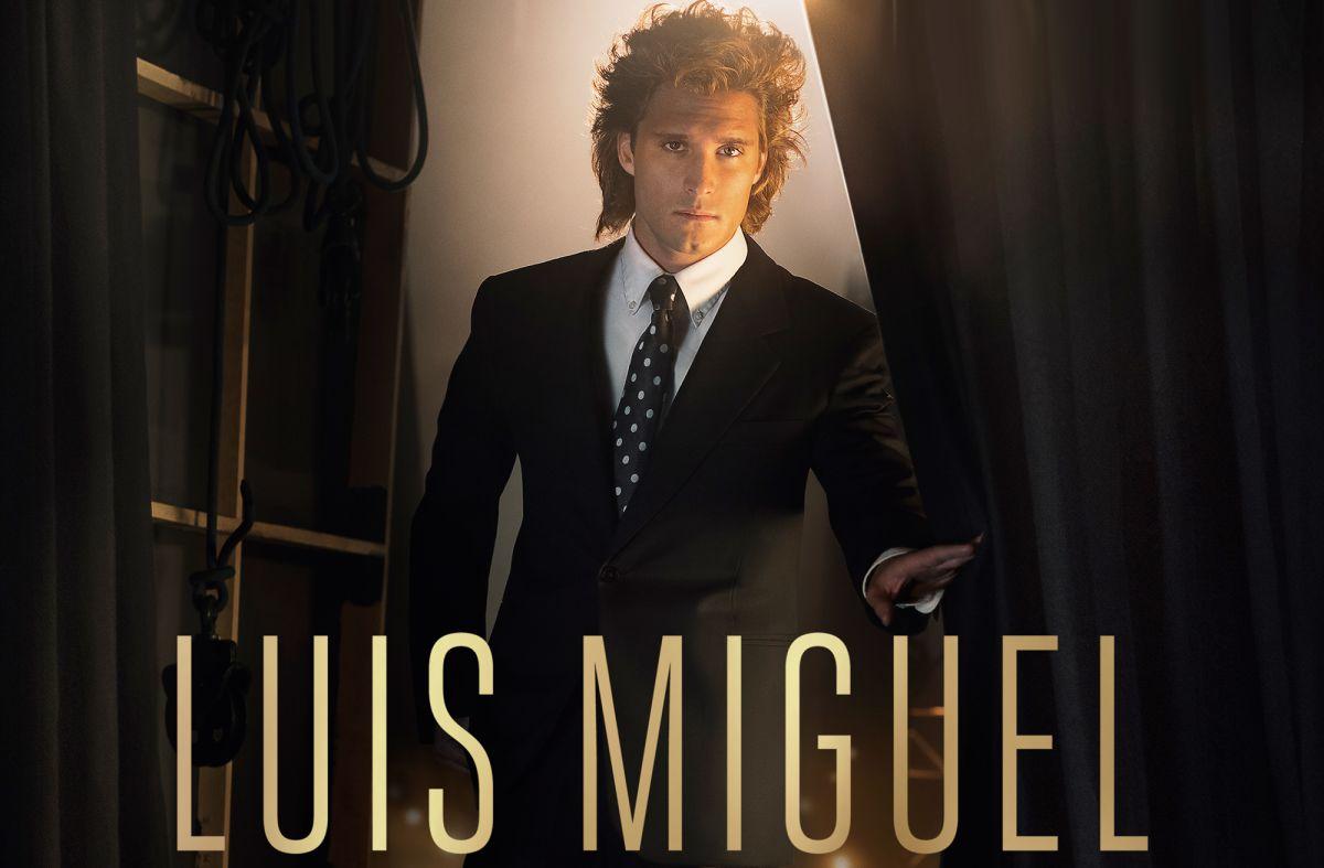 """""""Luis Miguel La Serie"""" es la bioserie autorizada por el cantante."""