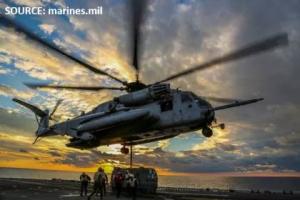 4 muertos cuando un helicóptero militar se estrella cerca de la frontera entre EEUU y México