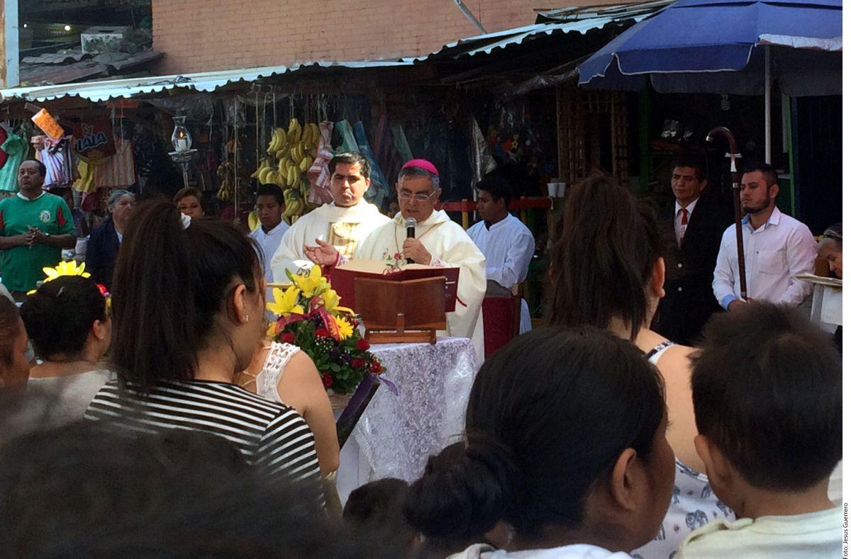 Presume obispo de Guerrero pacto electoral con narco