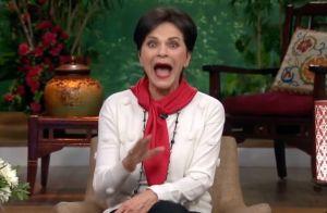 Captan a Pati Chapoy en 'Ventaneando' hablando mal de 'La Voz' durante entrevista con Belinda