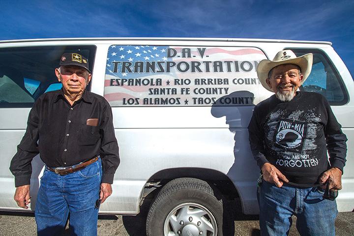 La increíble labor de dos veteranos de guerra en Nuevo México te dejará sin palabras