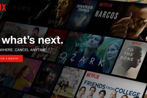 ¿Buscas la siguiente serie para ver en Netflix?