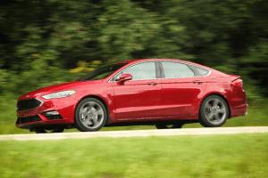 EEUU se despide de tres emblemas de Ford: Fusion, Fiesta y Focus