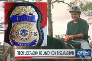 ICE mantuvo detenido por tres semanas a inmigrante con síndrome de Down