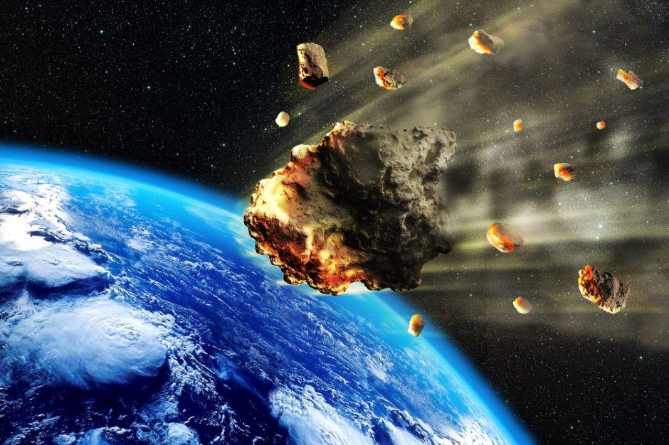 NASA descubre 10 asteroides potencialmente peligrosos para el planeta