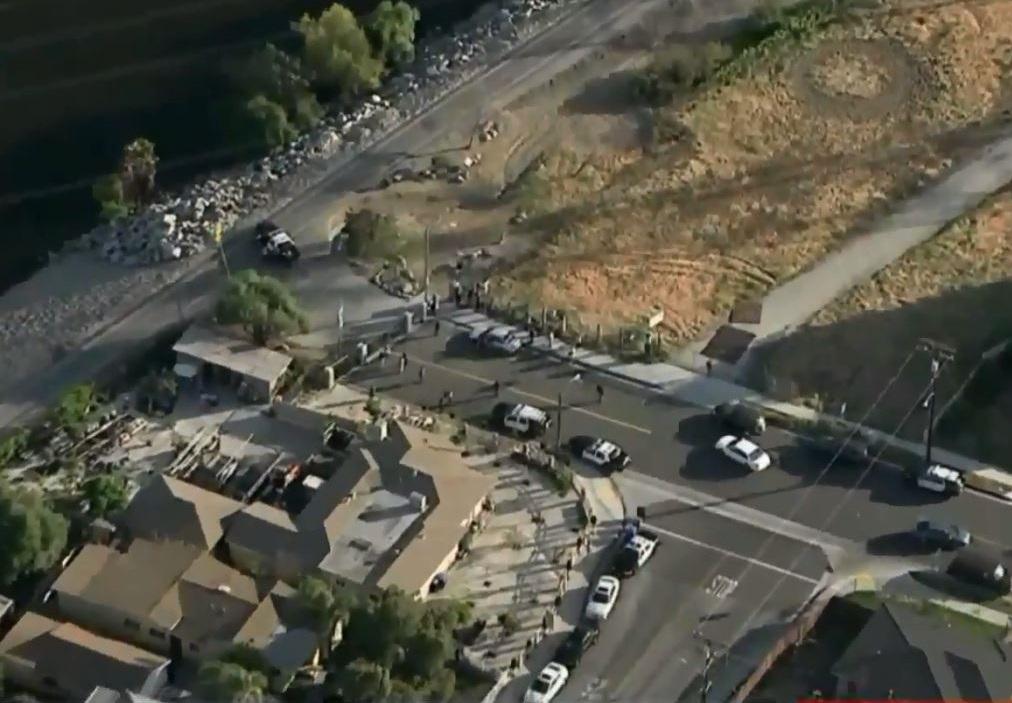 Encuentran cadáver de adolescente cerca del Rió San Gabriel en South El Monte