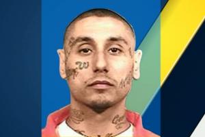 Delincuente de L.A. se da a la fuga meses antes de libertad condicional