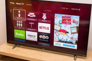 Los televisores serie P de TCL tienen Roku integrado