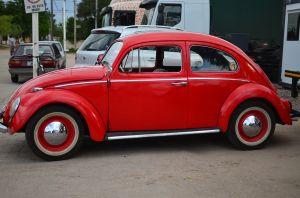 Mira la restauración de un Volkswagen de principio a fin en solo minutos