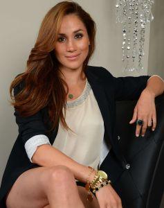 Meghan Markle ya es una mujer casada, pero en la serie 'Suits'