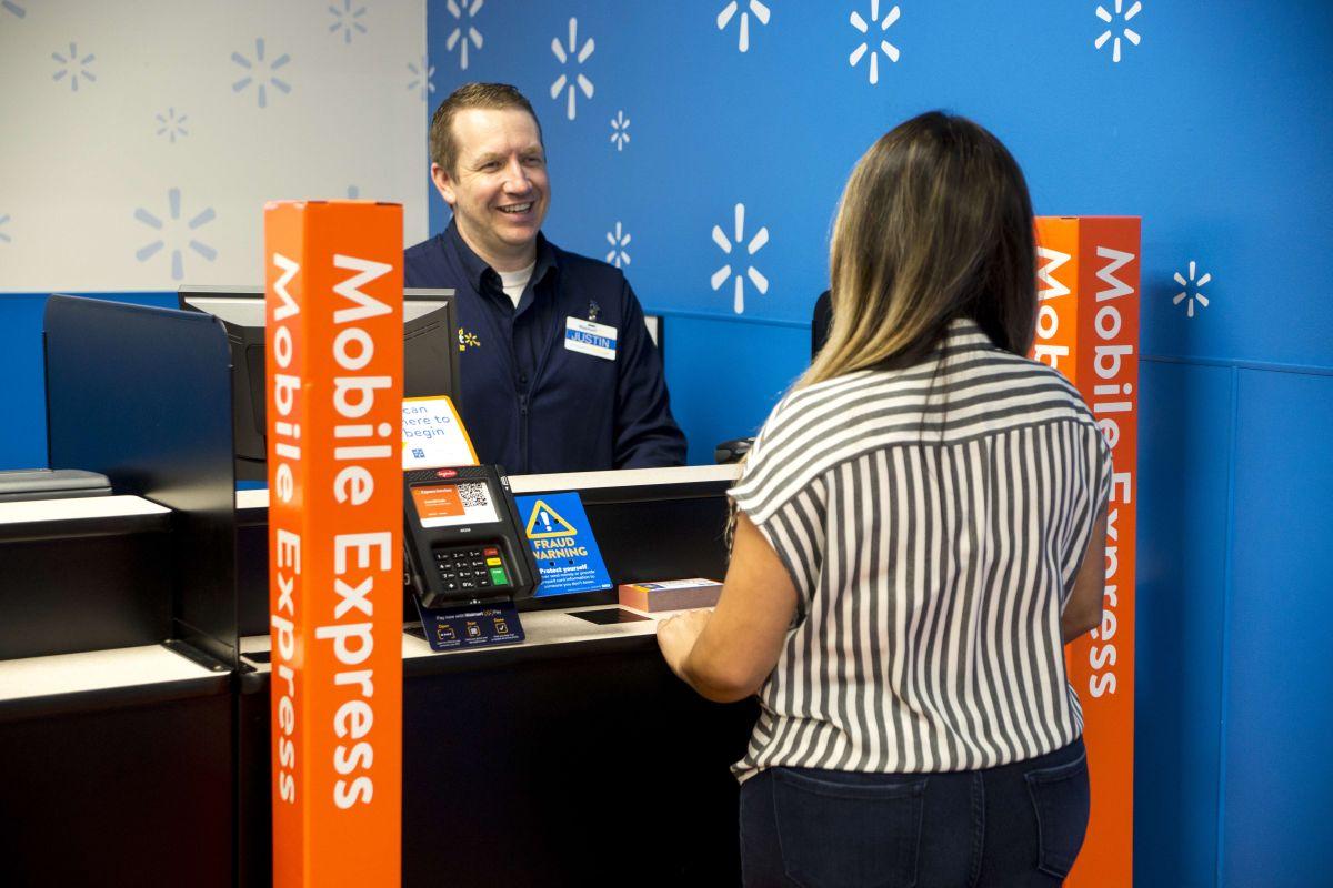 Walmart globaliza su alianza para transferencias con MoneyGram