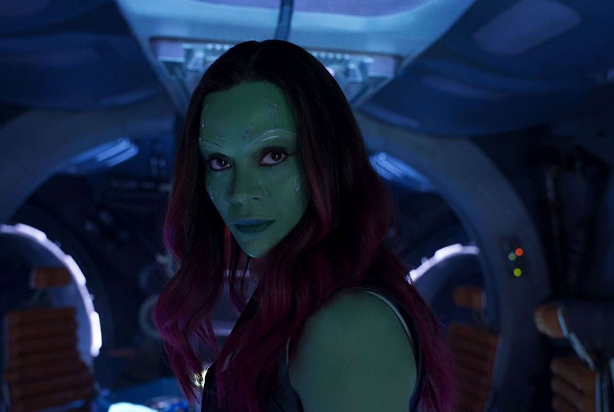 5 razones muy sexys para ver 'Avengers: Infinity War'
