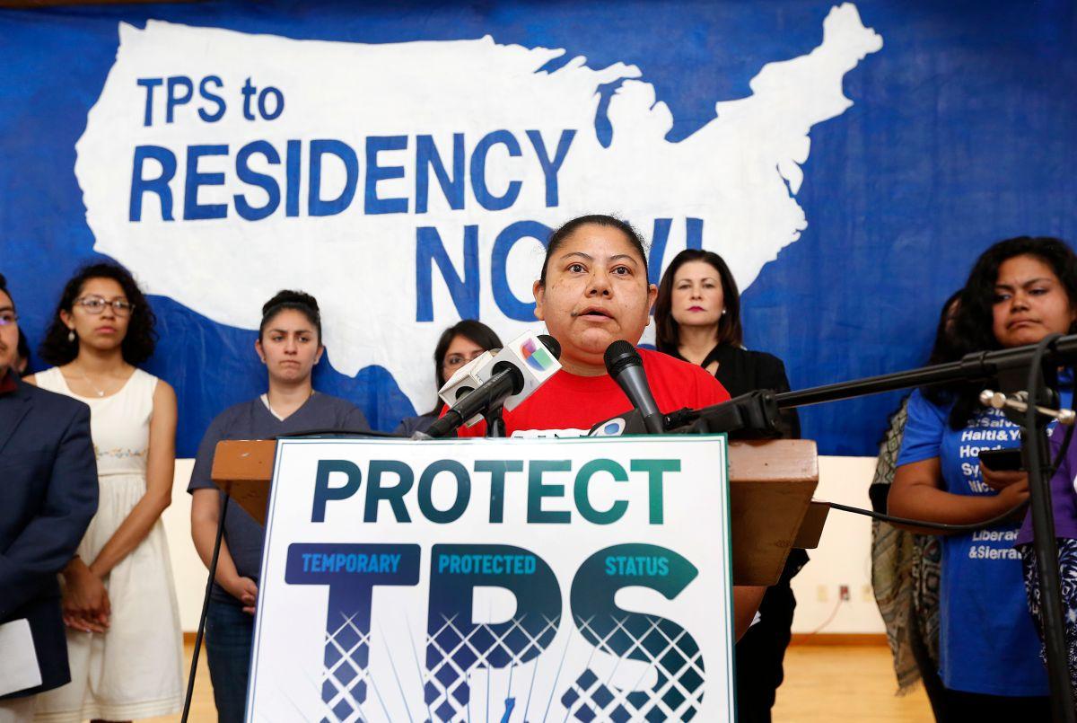 La protección del TPS se otorga dadas las condiciones en el país de origen.