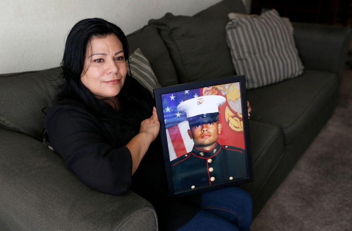 La residencia, el regalo de un hijo militar a una madre