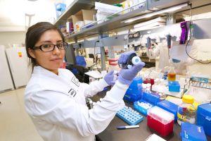 DACA le permite abrirse campo en la investigación científica