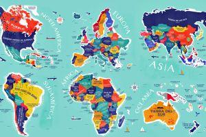 ¿Dónde queda El ombligo de la Luna?: Conoce el significado de los nombres de los países del mundo