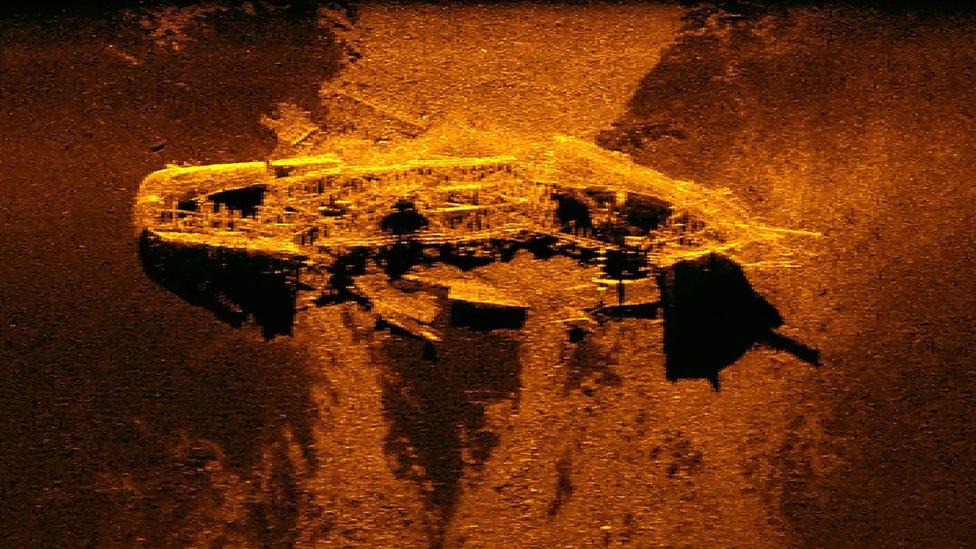 La búsqueda del avión MH370 de Malaysia Airlines permitió hallar algo inesperado