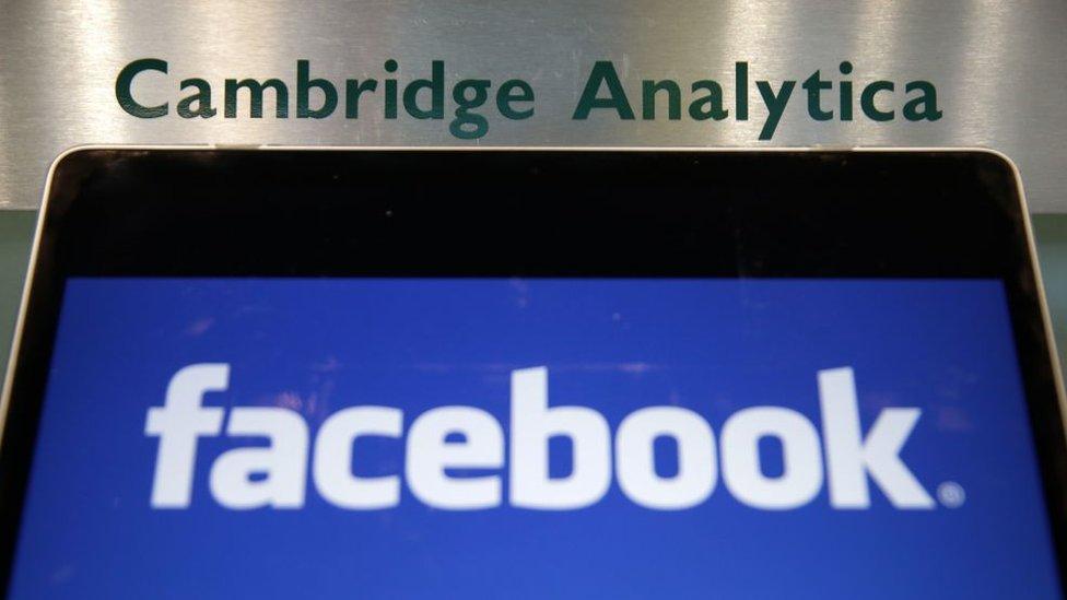Cambridge Analytica anunció su cierre el pasado 2 de mayo.