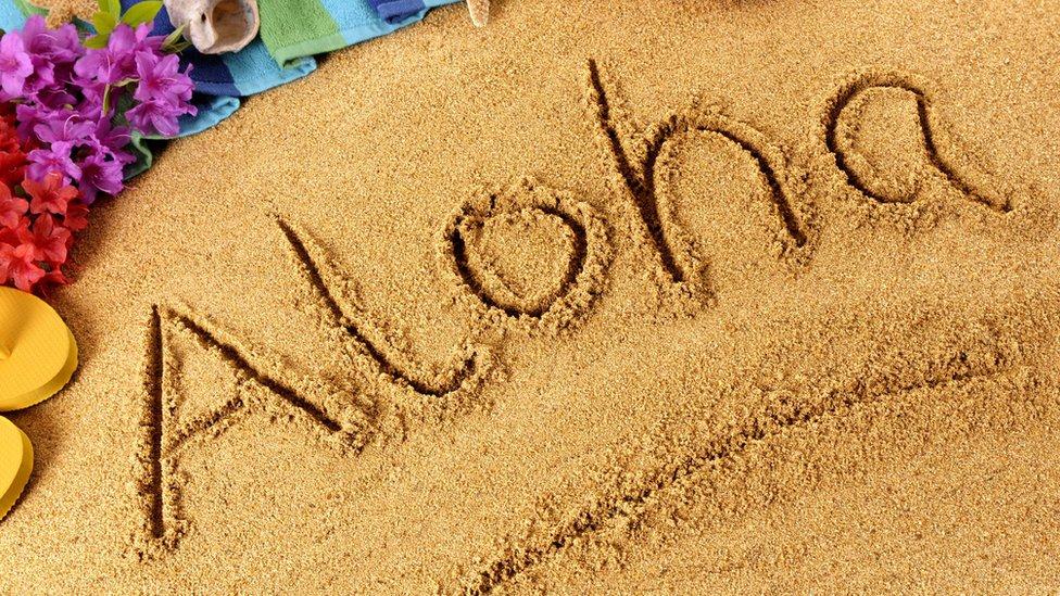 """El verdadero significado de """"aloha"""", la palabra que resume el espíritu de Hawaii"""