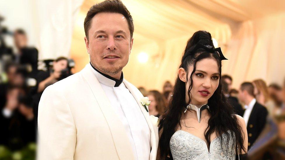 """""""X Æ A-12"""": así se llama el hijo de Elon Musk y Grimes"""