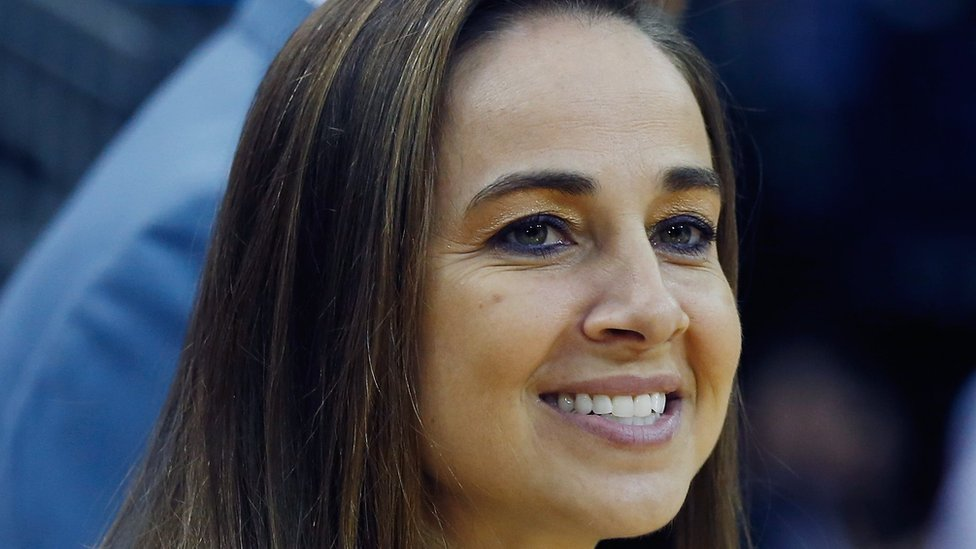 Becky Hammon podría ser la primera entrenadora de un equipo de la NBA (y Pau Gasol la apoya)
