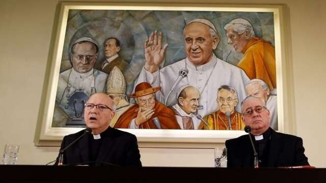 Todos los obispos de Chile presentan su dimisión al Papa por el caso de Juan Barros
