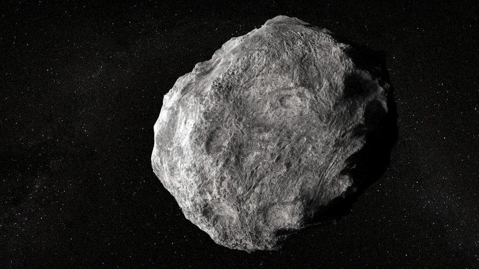BZ: el primer asteroide conocido que gira en sentido contrario a los planetas