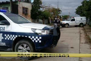 Matan a mando policial de Jalisco en Veracruz, dejan mensaje al CJNG