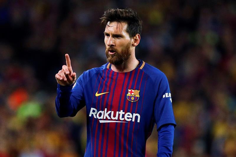 Lionel Messi rechaza invitación de Ronaldo para jugar en la Serie A de Italia