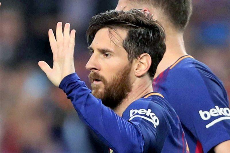 Messi empata a Hugo Sánchez y Di Stéfano en 'Pichichis'