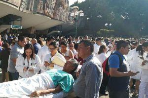 Un sismo de 5.3 sacude México