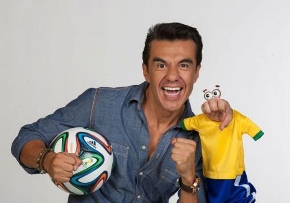Adrián Uribe renuncia al Mundial con Televisa por su salud