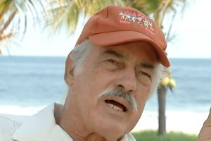 Andrés García dice que papá de Luis Miguel era peor de como lo pintan en la serie