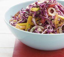 Cómo preparar la ensalada más popular de Estados Unidos
