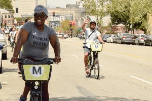Las tarifas de Metro Bike Share se reducirán y el sistema se ampliará