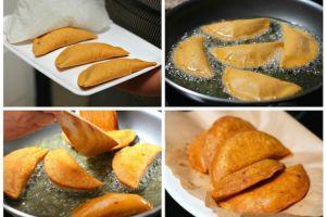 Deliciosas empanadas de atún mexicanas