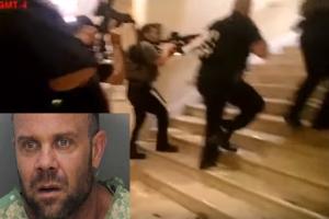 Policía revela dramáticas imágenes del tiroteo en Resort de Trump en Miami