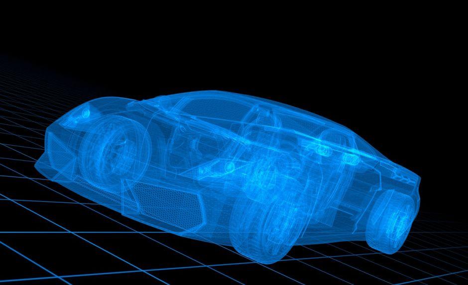 Una mirada a 2050: Así serán los autos del futuro