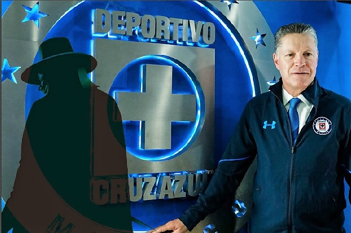 ¿Guerra en Cruz Azul? 'Súper Peláez' vs. Carlos Hurtado, el 'Hombre X'