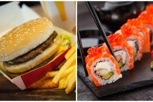 ¿Por qué es más sano comer una Big Mac de McDonald's que sushi?