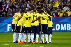 Plantel de jugadores de la Selección de Colombia en Rusia 2018