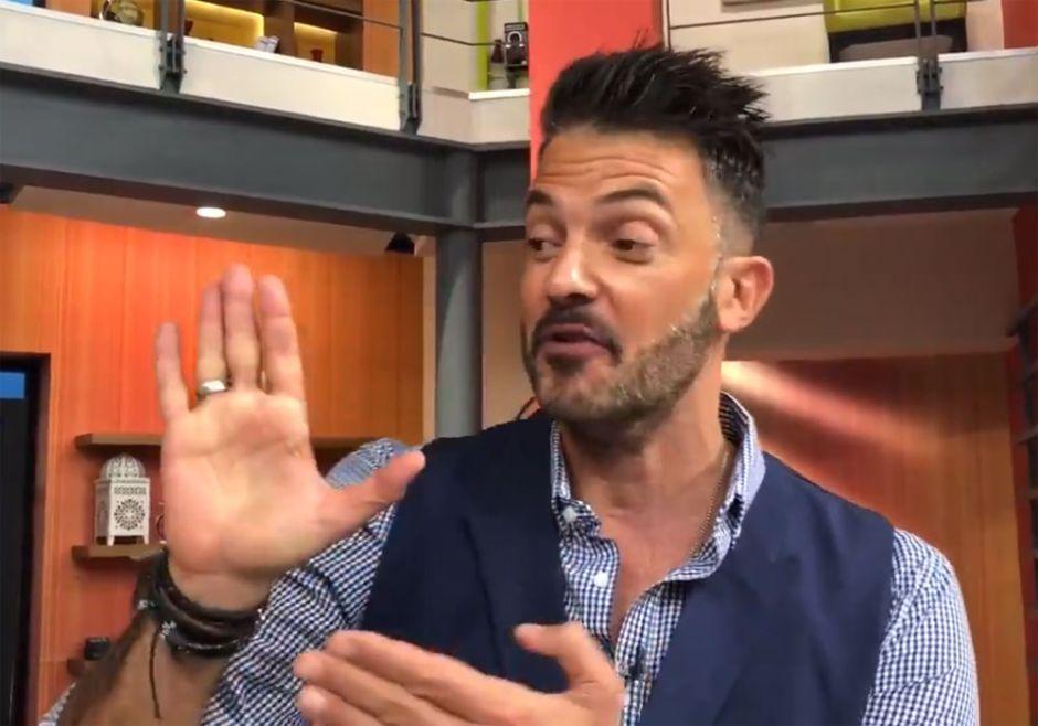 """Fernando del Solar no soportó ni a Galilea Montijo, ni a Andrea Legarreta en """"Hoy"""", señalan"""