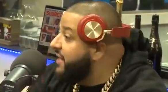 """""""Creo que la mujer debe alabar al hombre, al rey..."""", indicó DJ Khaled en la entrevista."""