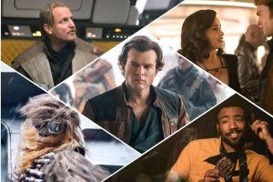 Los personajes de Solo, a Star Wars Story en palabras del elenco