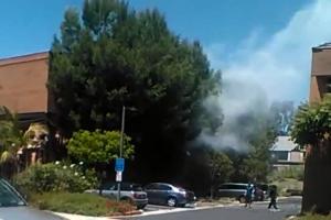 Explosión en oficinas de Aliso Viejo deja un muerto y tres heridos