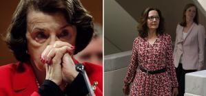 Rotundo NO de Dianne Feinstein a la nominación de Gina Haspel como directora de la CIA