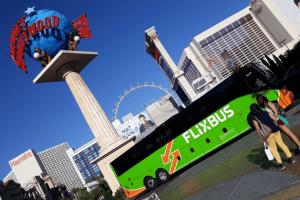 Viajar de Los Ángeles a Las Vegas por $3 será posible gracias a FlixBus